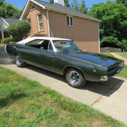 1968 Dodge Charger 17772 miles